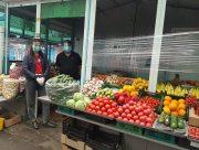 У Херсоні Центральний ринок працює в умовах жорсткого карантину