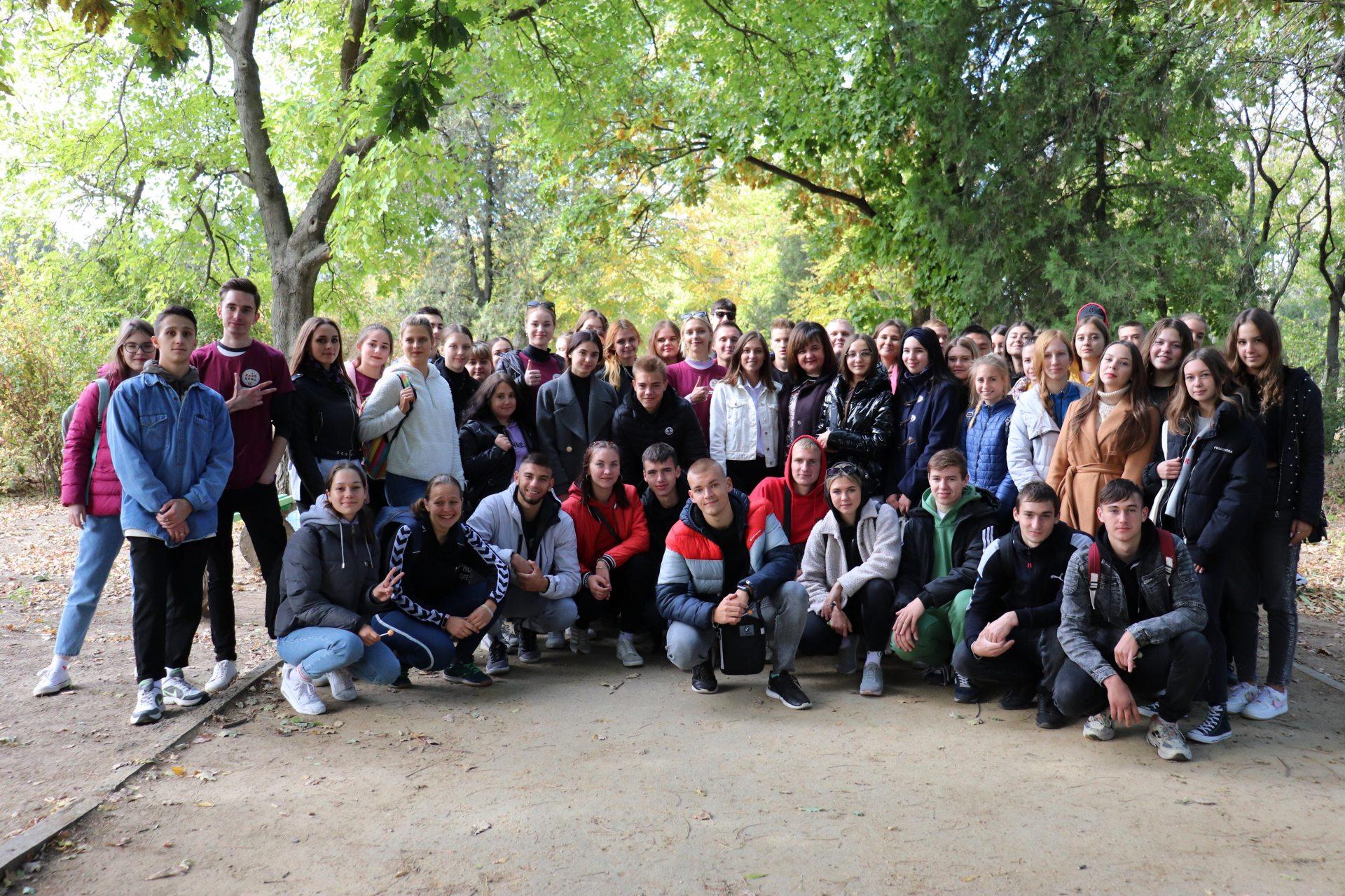 студенти, квест, ХДУ
