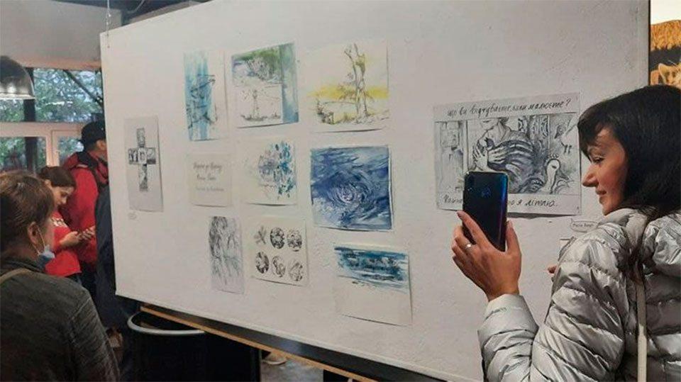 Херсон, виставка, Райко