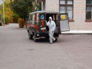 У Каховському районі на Херсонщині лікарні переповнені