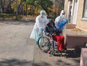 Ситуація в Херсонській інфекційній лікарні складна, але контрольована