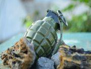 На Херсонщине сельчанин принес со свалки домой боевую гранату
