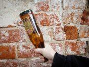 В Херсоне зять ударил тещу бутылкой