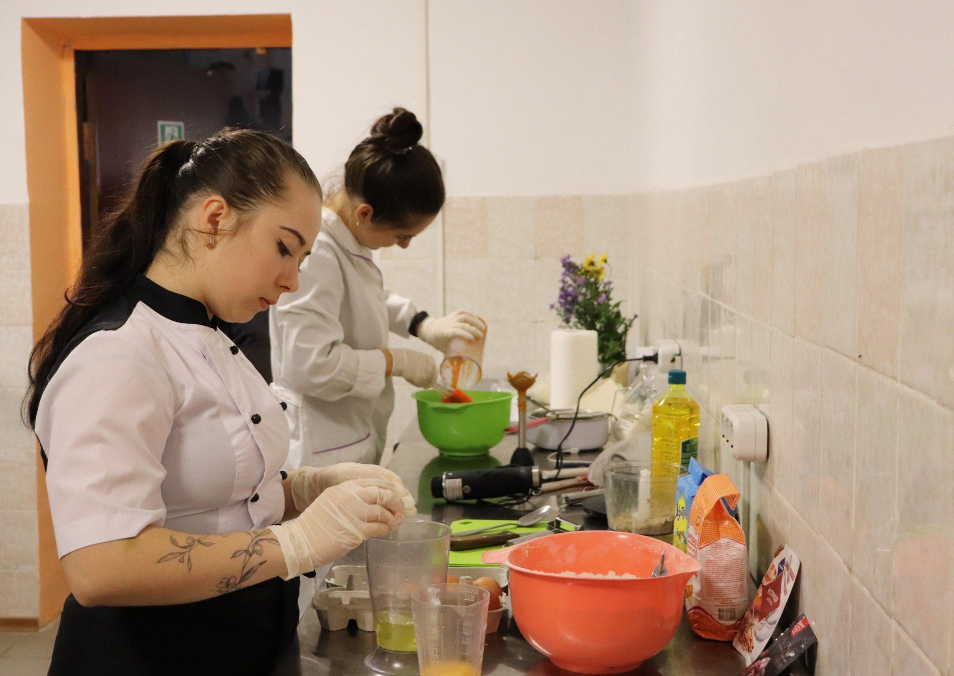 ХДУ, студенти, готування