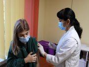 У Херсонському держуніверситеті встановили рекорд з вакцинації
