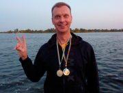 Херсонский врач установил два национальных рекорда в спорте