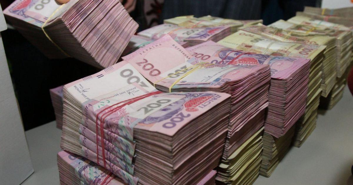 Херсон, деньги, кража