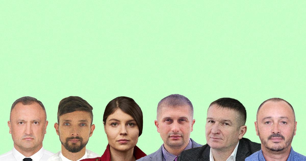 Херсонщина, вибори, кандидати