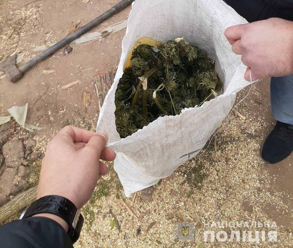Скадовськ, поліція, наркотики