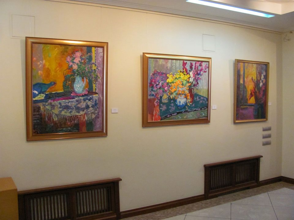 Херсон, живопис, виставка