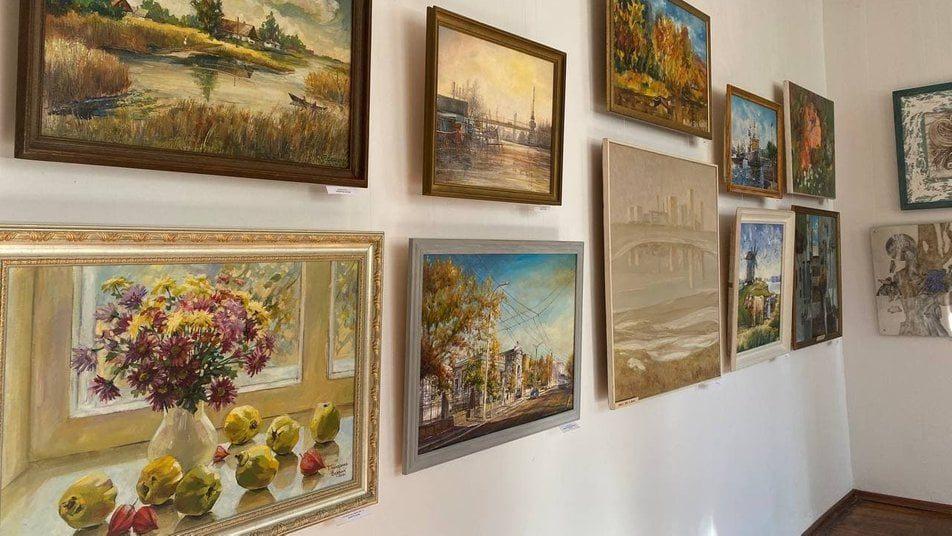 херсон, виставка, художники