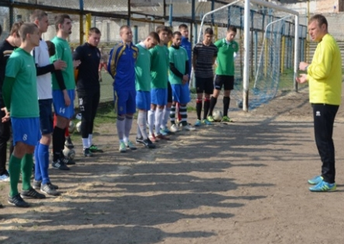 ФК «Кристал» незабаром розпочне перший селекційний збір