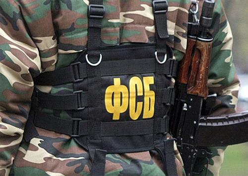 На границе с Херсонщиной действуют агенты ФСБ