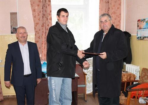 Правопорядок у Скадовську надійно захищено