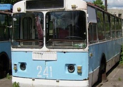 Херсон рискует остаться без троллейбусов