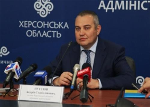 Андрей Путилов определился с принципами кадровой политики на Херсонщине