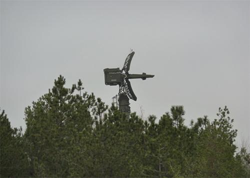 В лесах Херсонщины работают локаторы и притаились снайперы