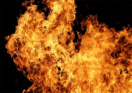 Рятувальники Херсонщини 6 разів виїжджали на ліквідацію пожеж