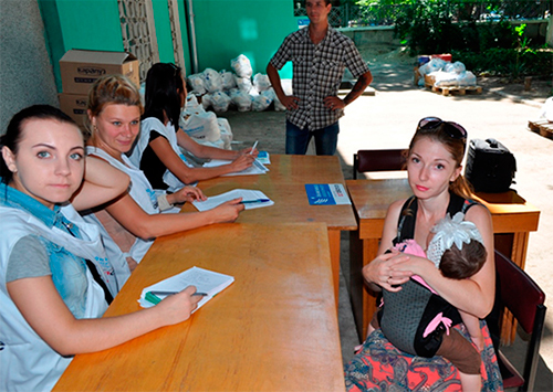 На Херсонщине будут изучать соблюдение прав переселенцев