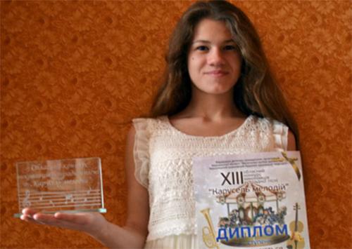 Юні співачки з Нової Каховки підкорили