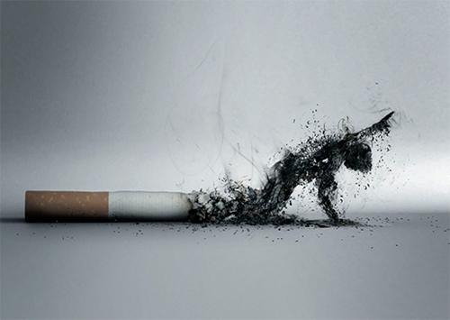 В борьбу с курением на Херсонщине вмешалась полиция