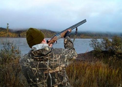 Охоту в заповеднике устроили браконьеры из Каховки