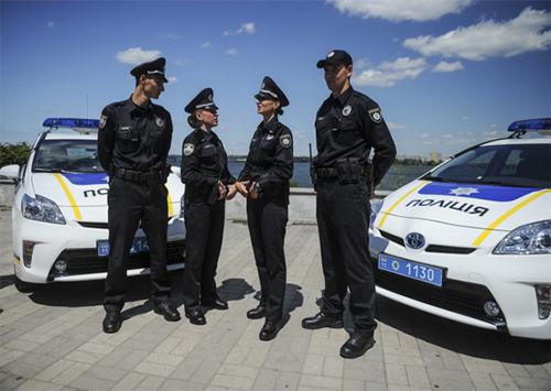 Поліція відновила патрулі у містах обласного значення на Херсонщині