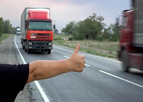Поездка автостопом на Херсонщине закончилась грабежом