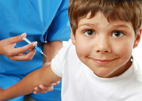 Вакцинация от полиомиелита началась на Херсонщине