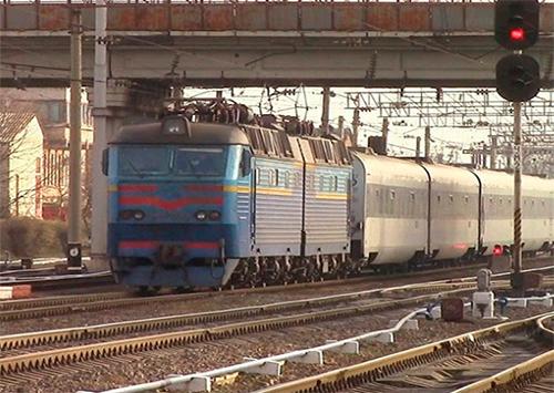 У Херсоні новий розклад руху потягів