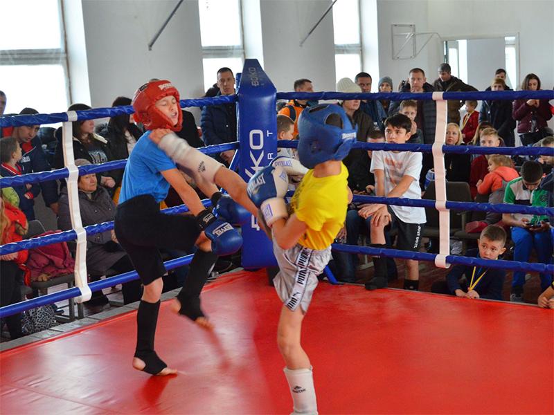 На Херсонщині відбувся відкритий турнір з кікбоксингу