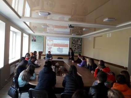 Херсонские студенты-экологи проходят обучение в Польше