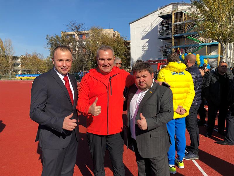 Нардер Карпунцов: Херсонщине повезло - есть коммуникация бизнеса и власти