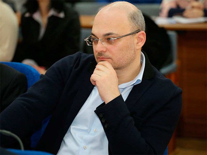 Андрей Дмитриев о том, что происходит в Херсоне