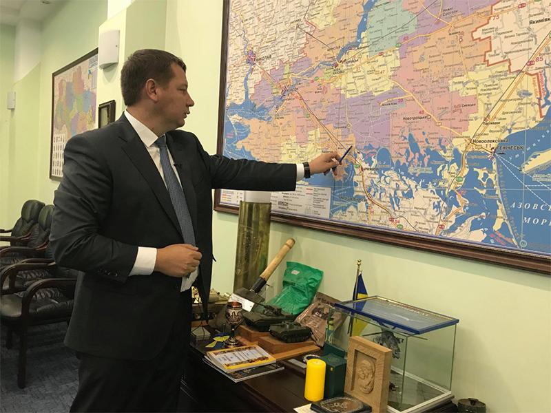 Губернатор Херсонщини Андрій Гордєєв: Ми маємо модернізувати нашу економіку