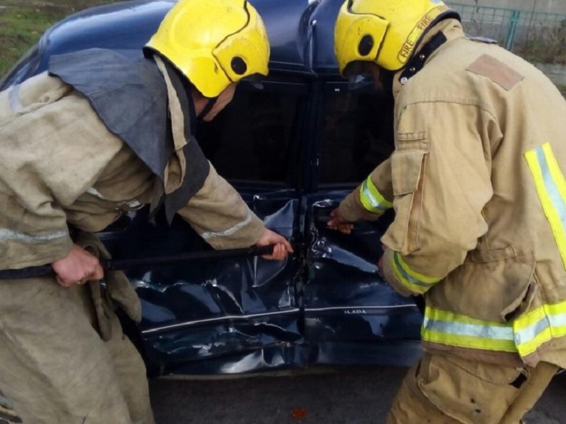 Пожарные спасли жителей Каховского и Бериславского районов