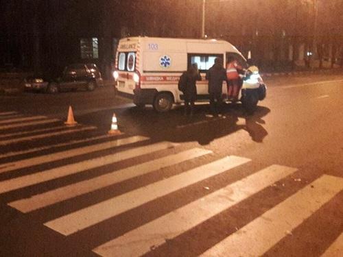 Поліція Херсонщини розшукує родичів загиблого пішохода