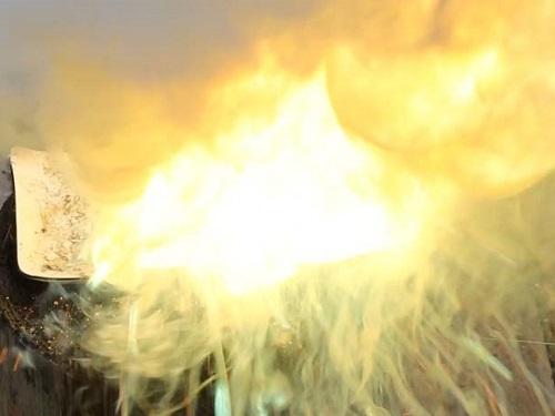 На Херсонщині колишній вчитель хімії підірвався на власноруч зробленій вибухівці
