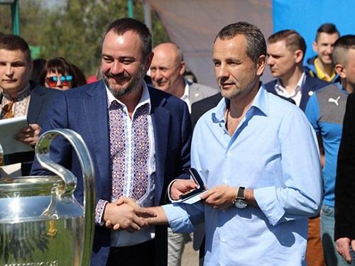 Ігор Колихаєв обраний головою Федерації футболу Криму