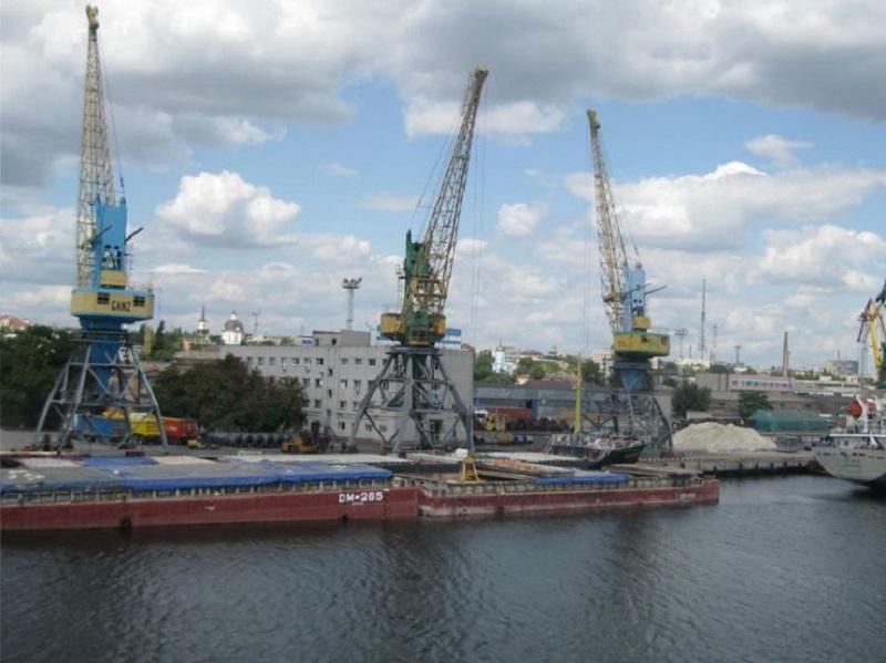 Обробка суден у Херсонському морпорту підвищилась на 16%