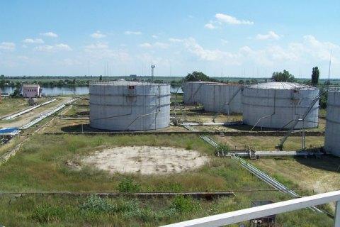 Исполнительная служба продала херсонские нефтегавань и нефтебазу