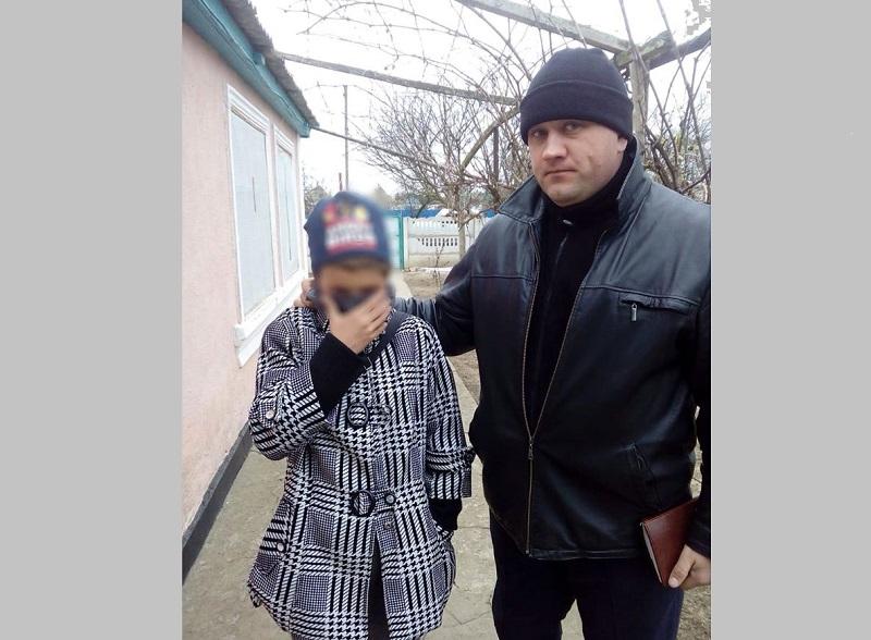 Херсонські поліцейські розшукали зниклу дівчину
