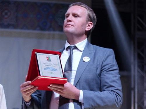 Глава Генического райсовета стал Почетным гражданином грузинского города Озургети
