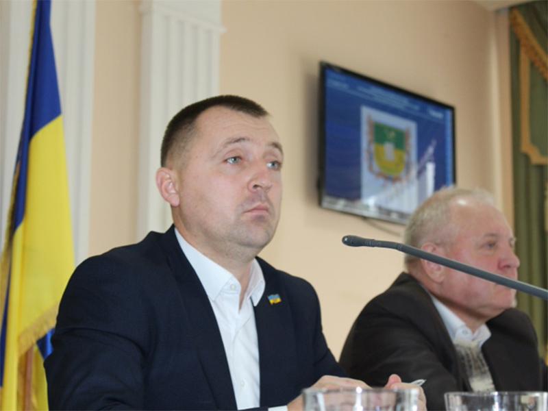 Олешківська райрада прийняла головний документ району