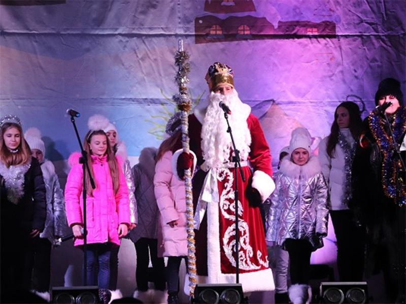 Завтра у Херсоні почнуться новорічні свята