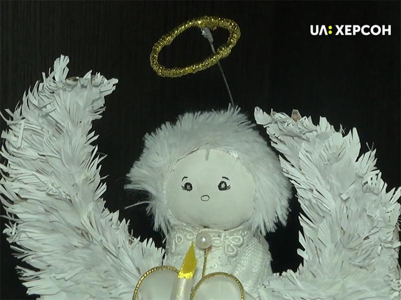 У Херсоні майструють янголів