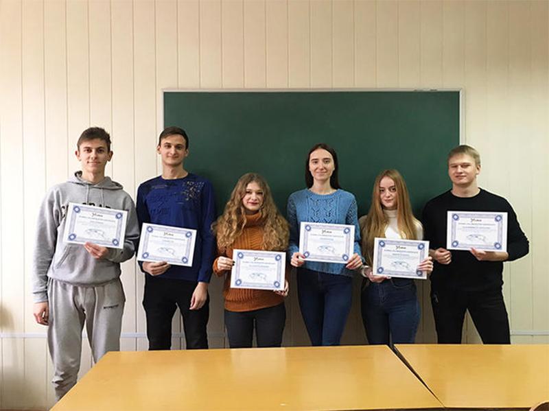 Херсонські студенти виграли грант на участь у міжнародному науковому проєкті