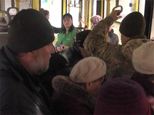 У Херсоні підрахують кількість пільговиків на громадському транспорті