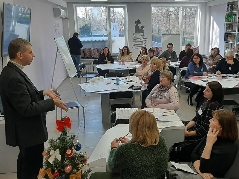 ХДУ став осередком підготовки кандидатів в експерти для закладів вищої освіти
