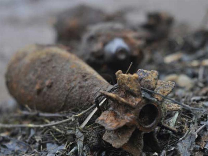 Ящики з мінами знайшлися на Херсонщині